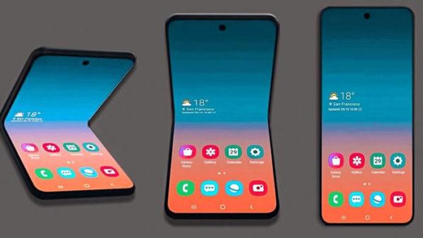 Samsung Galaxy Fold 2 Küçük Kapaklı Ekran Vaad Ediyor