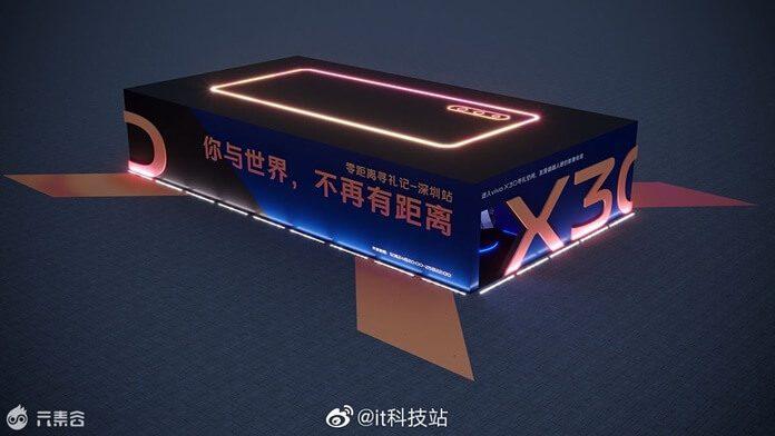 Vivo X30 ve X30 Pro Özellikleri ve Fiyatı Sızdırıldı!