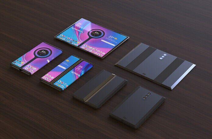 Yeni Katlanabilir Xiaomi Telefonu Patenti Ortaya Çıktı!