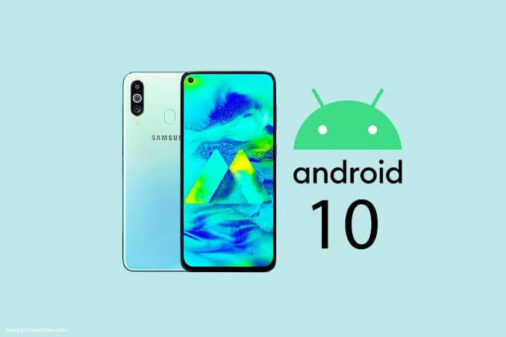 Galaxy M20 ve M30 Android 10