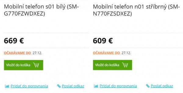 Galaxy Note 10 Lite ve S10 Lite