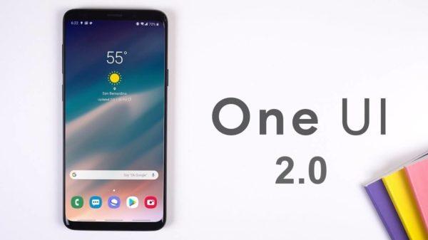 Samsung Android 10 güncelleme