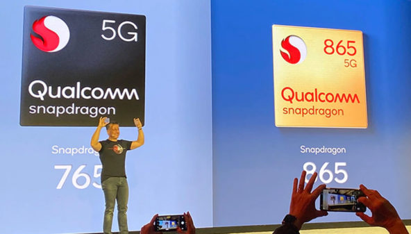 Snapdragon 865 ve Snapdragon 765
