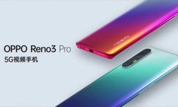 OPPO Reno3 ve Reno3 Pro Tanıtıldı - Özellikleri