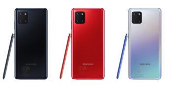 Samsung Galaxy Note 10 Lite - Fiyatı Ve Özellikleri