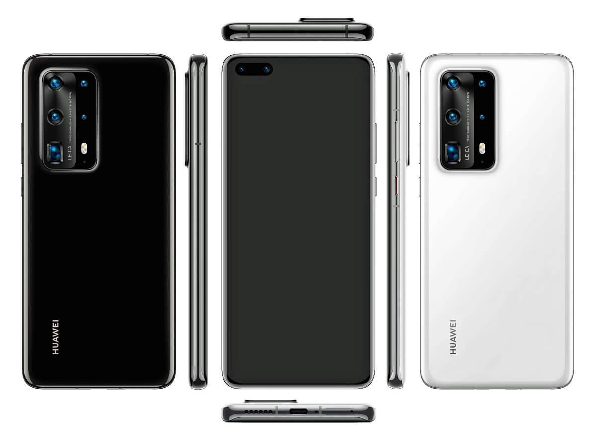 Huawei P40 Plus