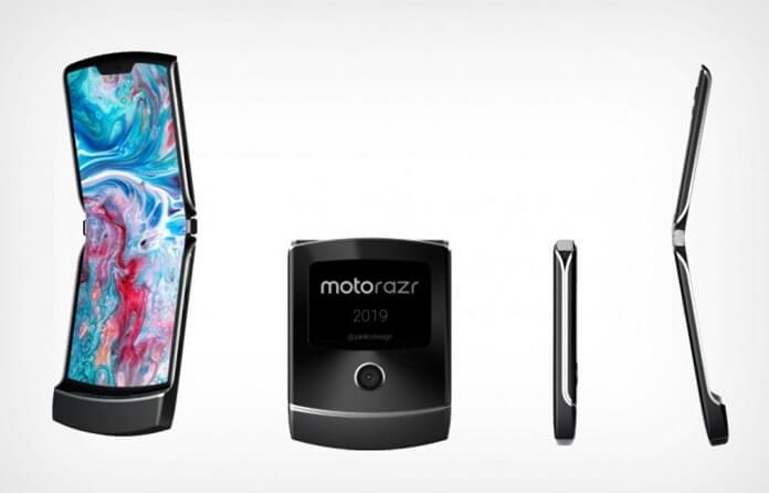 Motorola razr 2019 - cepkolik