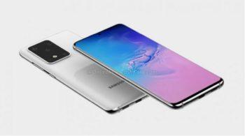 Samsung Galaxy S20 Plus 5G sizinti