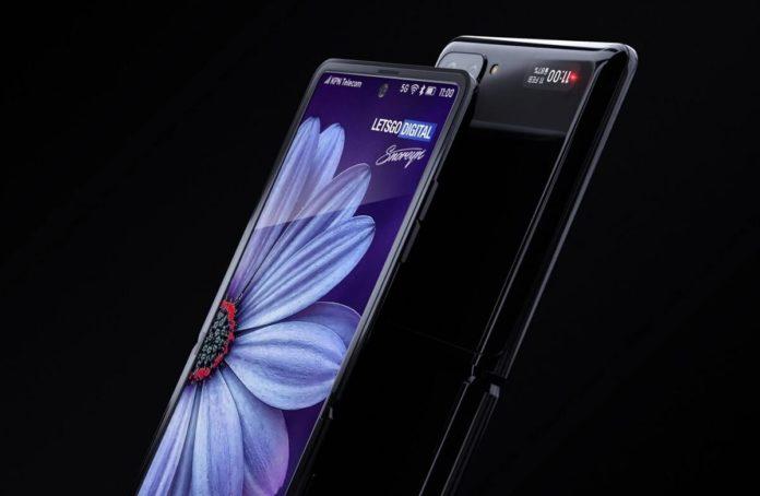 Samsung Galaxy Z Flip render-3.