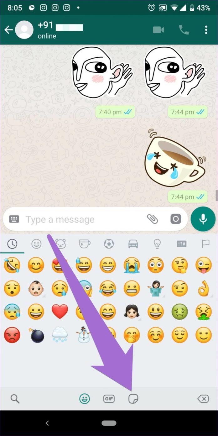 emoji-severlere-whatsapptan-guzel-haber-var