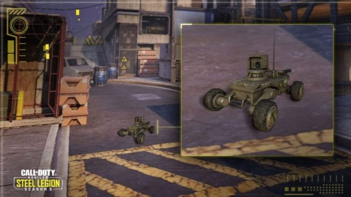 Call of Duty Mobile mart update