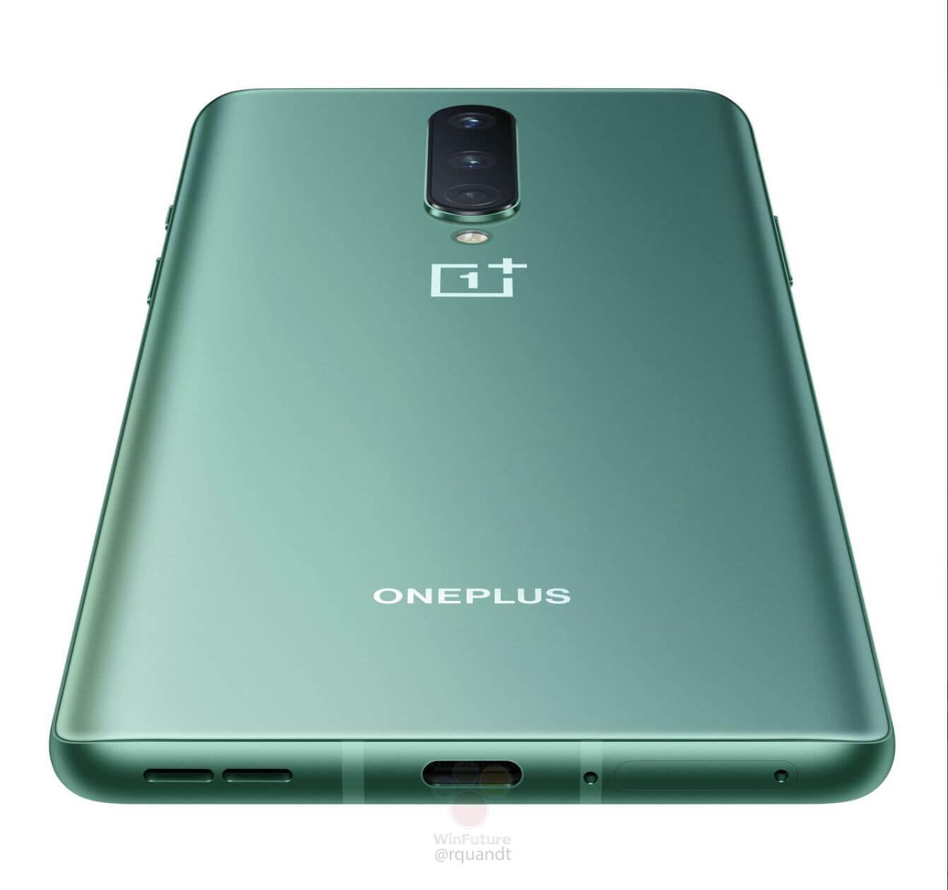 OnePlus 8'e Yeni Bir Renk Seçeneği!