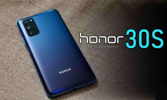 Honor 30S Teknik Özellikleri Sızdırıldı!