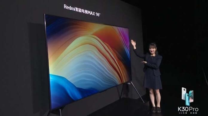 Redmi Smart TV Max Tanıtıldı - Fiyatı ve Özellikleri
