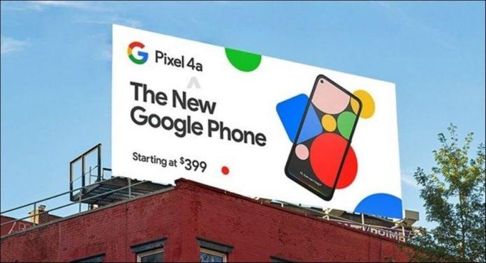 google-pixel-4a-satislarinin-22-mayista-baslamasi-bekleniyor