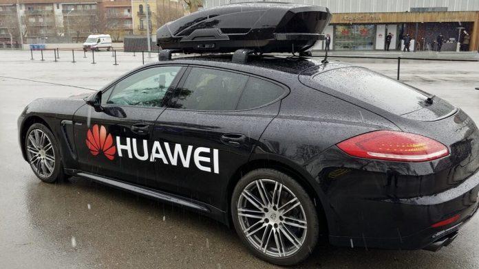 Huawei, Otomobil Üreticileri İle Ortak Çalışıyor!