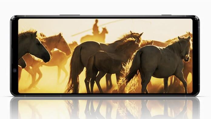 """21:9 CinemaWide™ 6.5"""" 4K HDR OLED Ekran"""