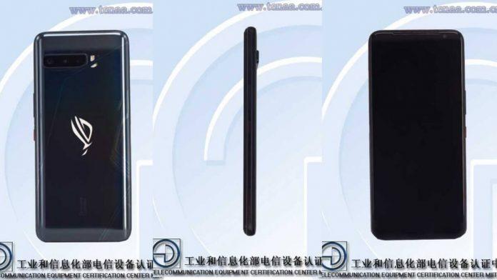 ASUS ROG Phone 3 AnTuTu ve TENAA'da Görüntülendi!