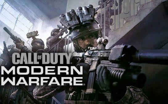 Call of duty modern warfare yeni harita