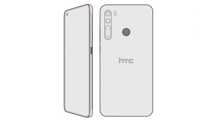 HTC Desire 20 Pro Şema GÖrüntüsü