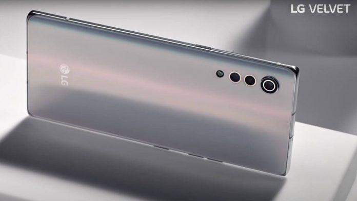 LG Velvet 5G, Piyasaya Sürülme Sinyali Veriyor!