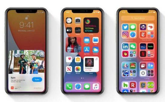 iOS 14 Widget Özelliği
