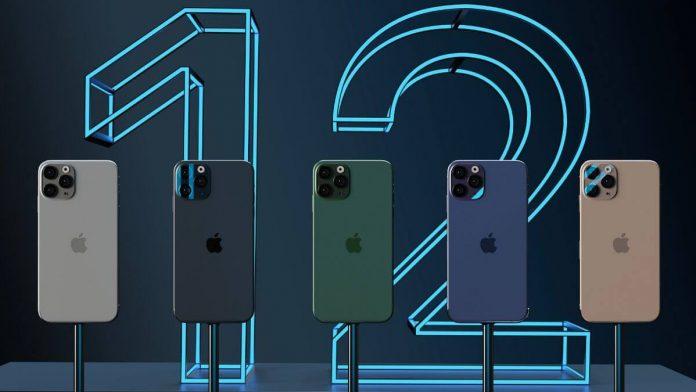 iPhone 12 Max Modeli Ortaya çıktı