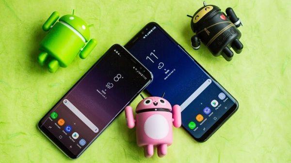 Android guncellemeleri Samsung