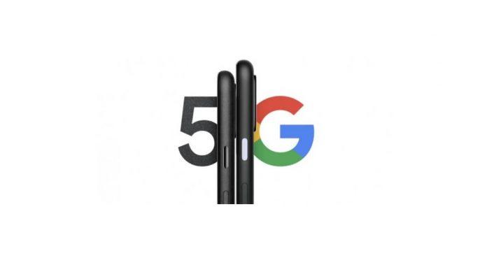 Google Pixel 5 5G ve Pixel 4A 5G Göründü