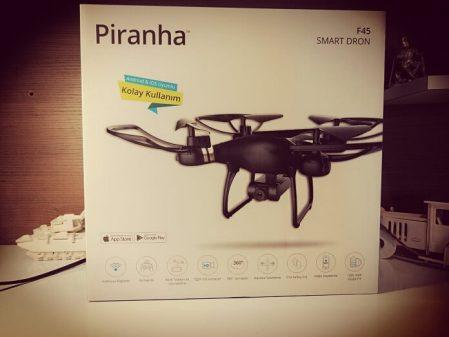 Piranha F45 Drone