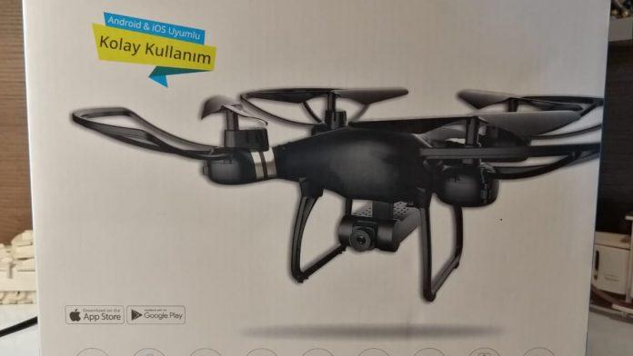 Piranha F45 Drone incelemesi