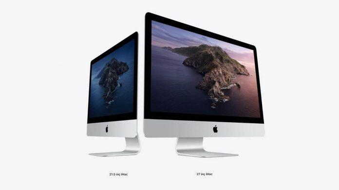 Apple Yeni 27 inç iMac Modellerini Tanıttı
