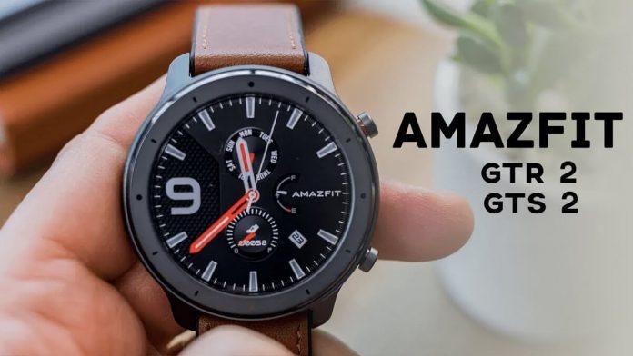 Amazfit GTR 2 ve GTS 2, 22 Eylül'de Geliyor