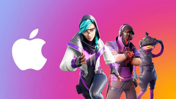 Apple Fortnite Davası