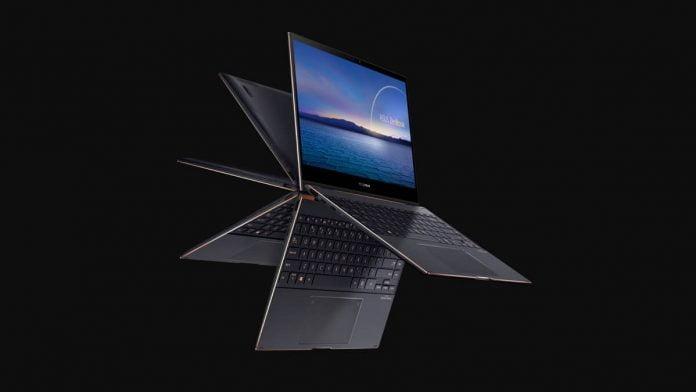 Asus'un 11. Nesil ilk Bilgisayarı Zenbook Flip S