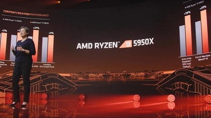 Oyun için En İyi İşlemci AMD Ryzen 5900X Tanıtıldı