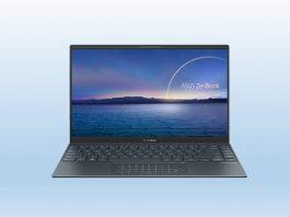 ASUS ZenBook 14 UX425EA 11. Nesil intel işlemci