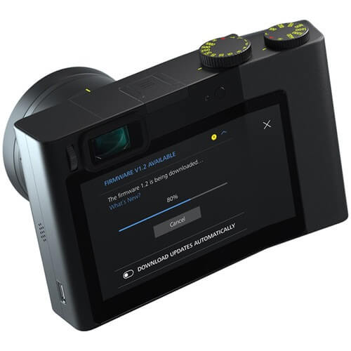 Android Destekli Zeiss ZX1 Tanıtıldı - Fiyatı ve Özellikleri