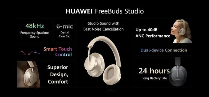 Huawei FreeBuds Studio