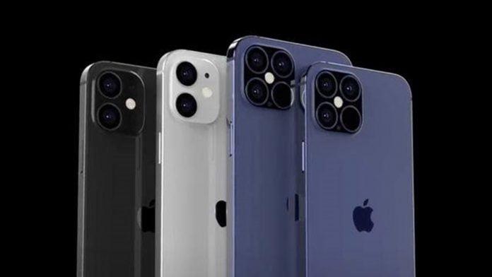iPhone 12 Renk Seçenekleri