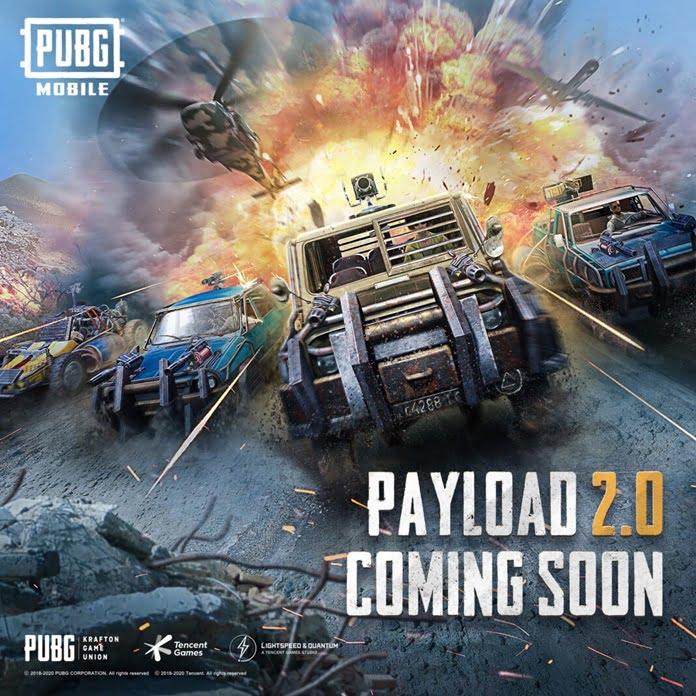 PUBG Mobile, Payload 2.0 Güncellemesi - Yeni Silahlar ve Yeni Araçlar 3
