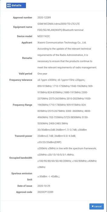 Redmi K40 Serisi mi Geliyor - İşte Ortaya Çıkan Özellikler