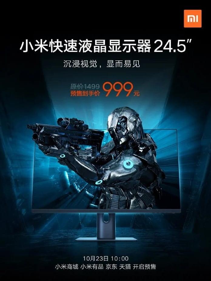 Xiaomi Fast LCD Monitör