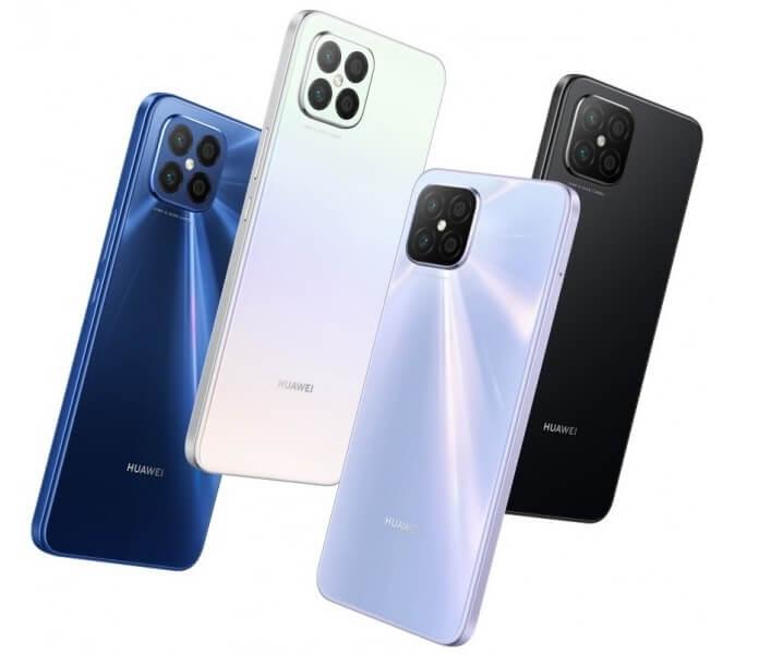 Huawei Nova 8 SE Renk Seçenekleri