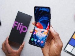Samsung Galaxy Z Flip Lite Gelebilir