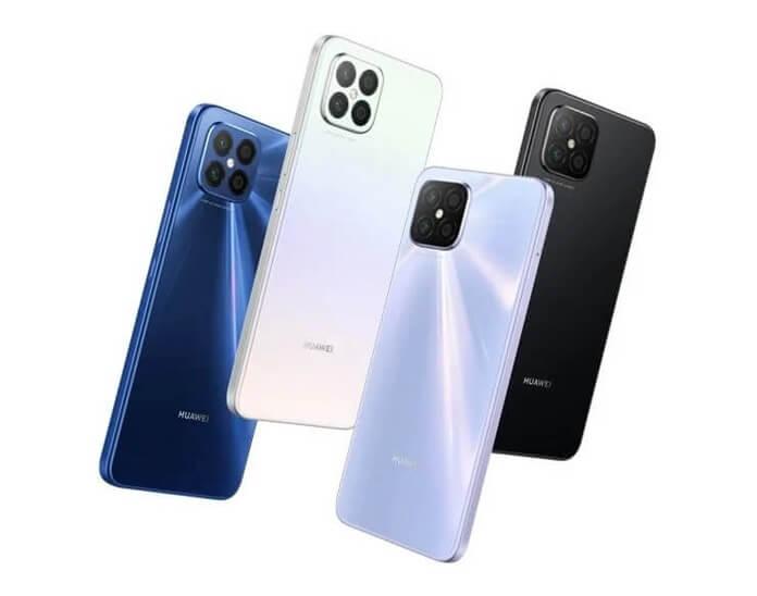 Huawei Nova 8 SE Tanıtıldı - Fiyatı ve Özellikleri