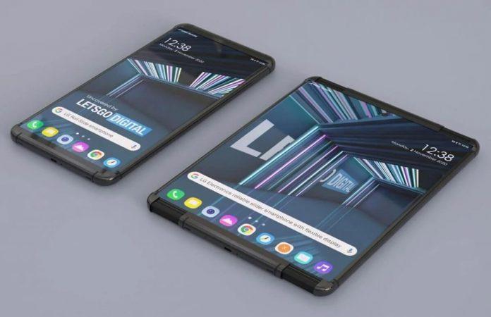 LG Explorer Projesi ile Katlanabilir Telefon Pazarına Giriyor