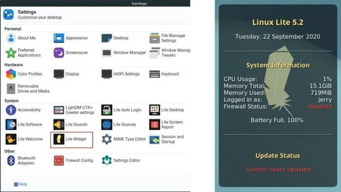 Linux Lite 5.2 Yayınlandı - İşte Yenilikler
