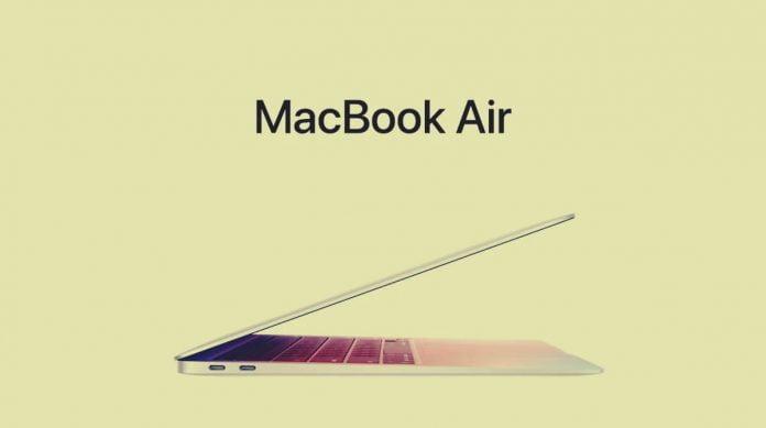 MacBook Air 2020 Tanıtıldı - Fiyatı ve Özellikleri
