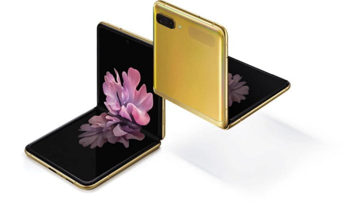Samsung Galaxy Z Flip 2